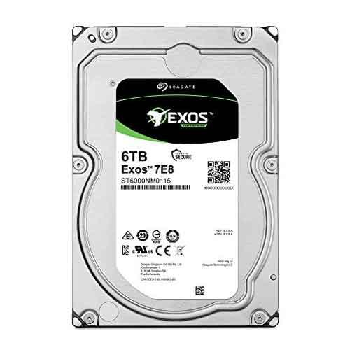 Seagate Exos 6TB 512n SATA Hard Drive ST6000NM0235 price
