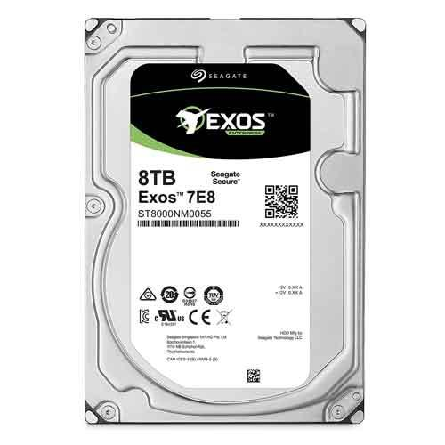 Seagate Exos 8TB 512e SATA Hard Drive ST8000NM0055 price