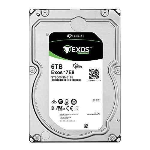 Seagate Exos 6TB 512e SATA Hard Drive ST6000NM0115 price