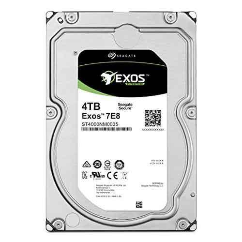 Seagate Exos 4TB 4Kn SATA Hard Drive ST4000NM0085 price