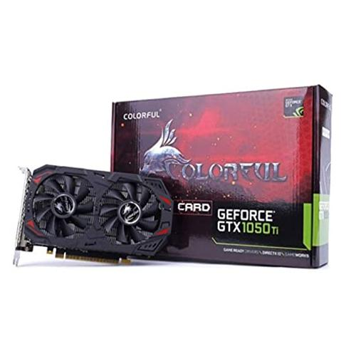 Colorful GeForce GTX1050Ti Mini OC 4G Graphics Card price in hyderabad, chennai, tamilnadu, india