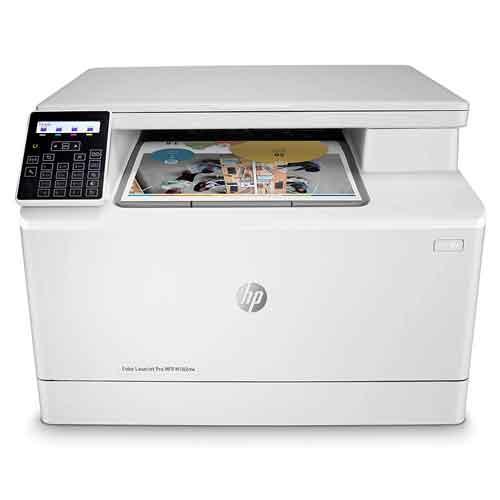 Hp Color Laserjet Pro MFP M182n Printer showroom in chennai, velachery, anna nagar, tamilnadu