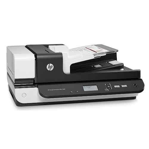 Hp Scanjet Enterprises Flow 7500 Flatbed Scanner price in hyderabad, chennai, tamilnadu, india