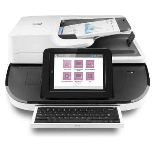 Hp Digital Sender Flow 8500 fn2 Document Capture Workstation price in hyderabad, chennai, tamilnadu, india