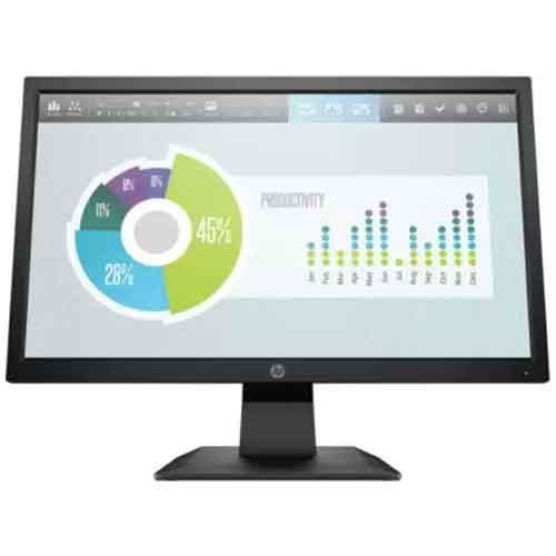 HP P204v 5RD66A7 LED Backlit Monitor showroom in chennai, velachery, anna nagar, tamilnadu