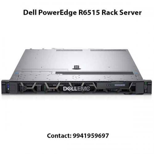 Dell PowerEdge R6515 Rack Server price in hyderabad, chennai, telangana, kerala, bangalore, india
