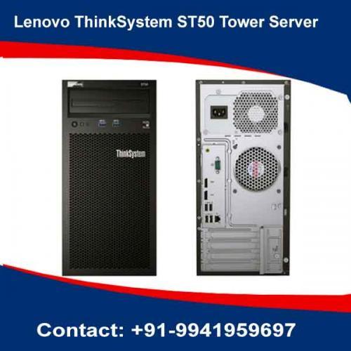 Lenovo ThinkSystem ST50 Tower Server price in hyderabad, chennai, telangana, kerala, bangalore, india