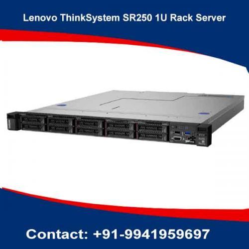 Lenovo ThinkSystem SR250 1U Rack Server price in hyderabad, chennai, telangana, kerala, bangalore, india