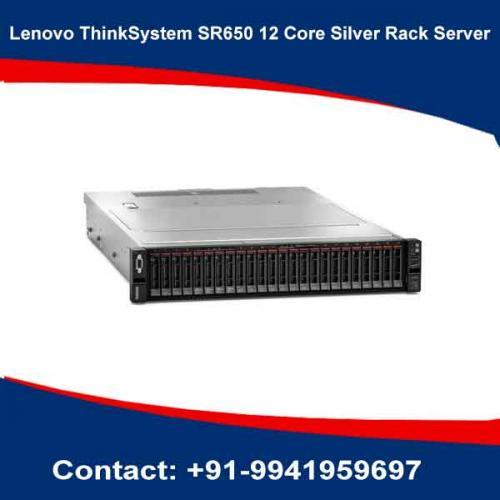 Lenovo ThinkSystem SR650 12 Core Silver Rack Server dealers in hyderabad, andhra, nellore, vizag, bangalore, telangana, kerala, bangalore, chennai, india