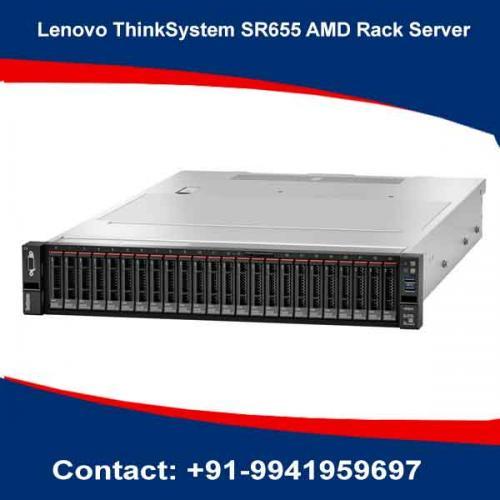 Lenovo ThinkSystem SR655 AMD Rack Server dealers in hyderabad, andhra, nellore, vizag, bangalore, telangana, kerala, bangalore, chennai, india