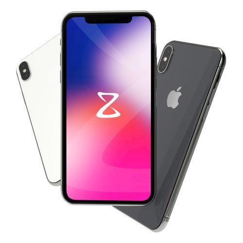 Apple iPhone X 256GB Silver MQA92HNA price in hyderabad, chennai, tamilnadu, india