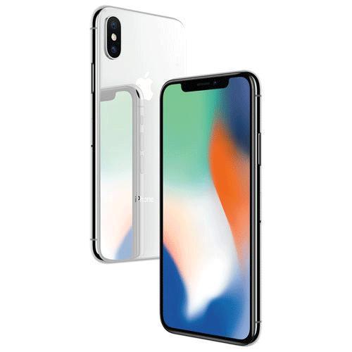 APPLE IPHONE X MQA62HN/A (SILVER,64GB) MQA62HN/A price in hyderabad, chennai, tamilnadu, india