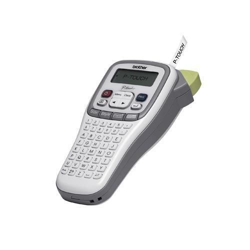 Brother PT H105 Stylish Portable Handheld Electronic Machine dealers in hyderabad, andhra, nellore, vizag, bangalore, telangana, kerala, bangalore, chennai, india