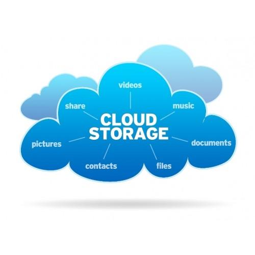 cloud storage price
