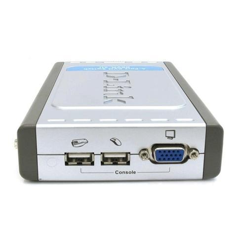 D-Link 4 Port USB KVM Switch price in hyderabad, chennai, tamilnadu, india