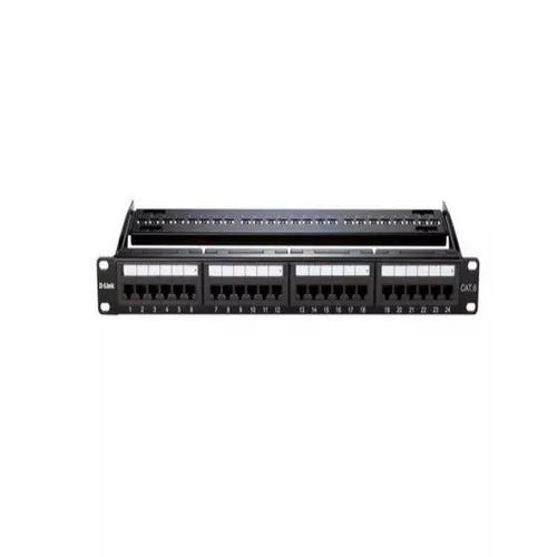 D Link Cat6A Unloaded Patch Panel dealers in hyderabad, andhra, nellore, vizag, bangalore, telangana, kerala, bangalore, chennai, india