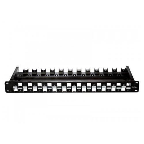 D Link NPP 6A1BLK241 Cat6A UTP Patch Panel price in hyderabad, chennai, tamilnadu, india
