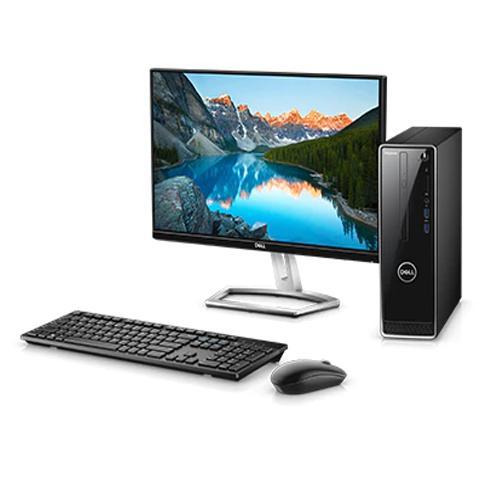 Dell Inspiron 3470 Win 10 SL Desktop price in hyderabad, chennai, tamilnadu, india
