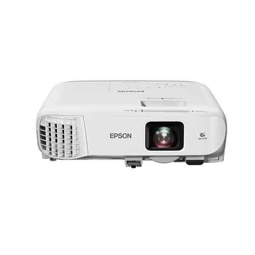 Epson EB970 XGA 3LCD Projector dealers in hyderabad, andhra, nellore, vizag, bangalore, telangana, kerala, bangalore, chennai, india