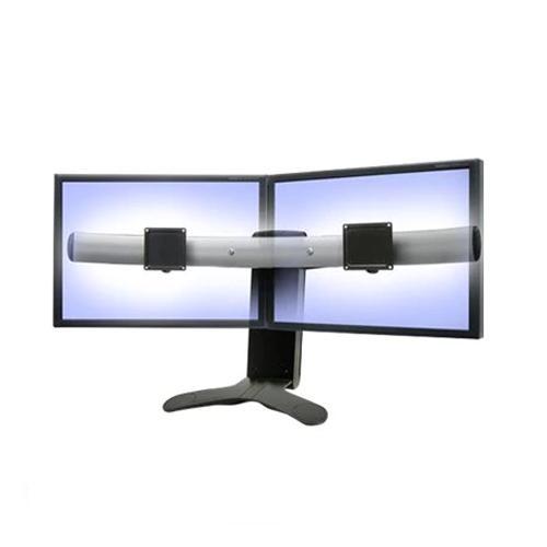Ergotron LX Widescreen Dual Display Lift Stand dealers in hyderabad, andhra, nellore, vizag, bangalore, telangana, kerala, bangalore, chennai, india