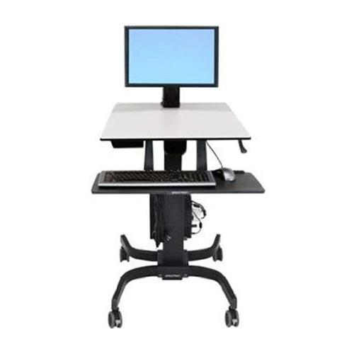 Ergotron WorkFit C Single HD Sit Stand Workstation price in Chennai, tamilnadu, Hyderabad, kerala, bangalore