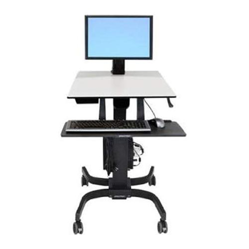 Ergotron WorkFit C Single LD Sit Stand Workstation price in Chennai, tamilnadu, Hyderabad, kerala, bangalore