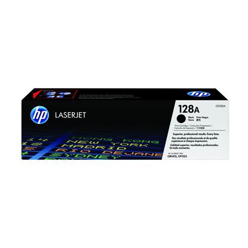 HP 128A Black LaserJet Toner Cartridge price