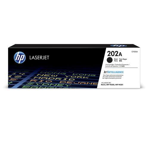HP 202A CF500A Black LaserJet Toner Cartridge price