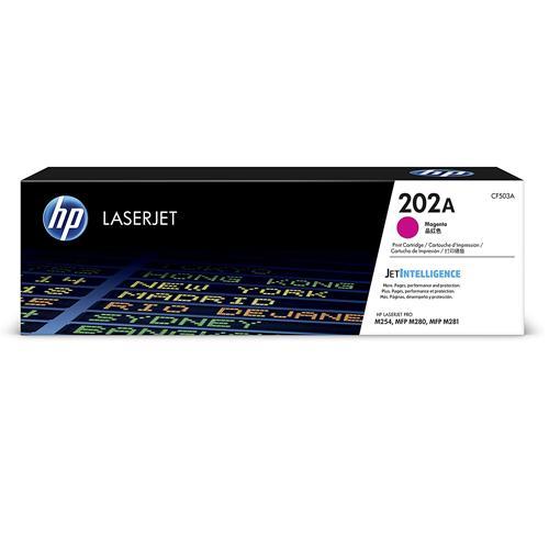 HP 202A CF503A Magenta LaserJet Toner Cartridge price
