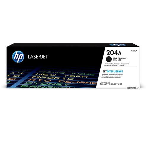 HP 204A CF510A Black LaserJet Toner Cartridge price