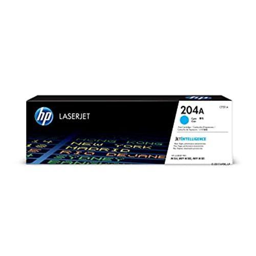 HP 204A CF511A Cyan LaserJet Toner Cartridge price