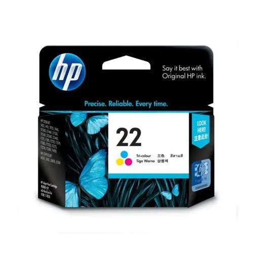 HP 22 C9352AA Tri color Original Ink Cartridge price in hyderabad, chennai, tamilnadu, india