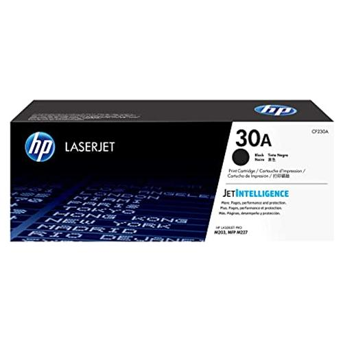 HP 30A CF230A Black LaserJet Toner Cartridge price