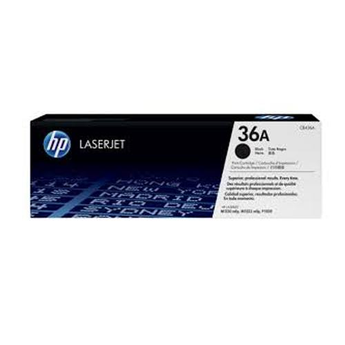 HP 36A CB436A Black LaserJet Toner Cartridge price