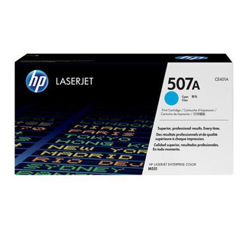 HP 507A CE401A Cyan LaserJet Toner Cartridge price