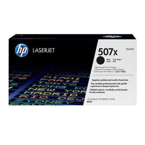 HP 507X CE400X High Yield Black LaserJet Toner Cartridge price
