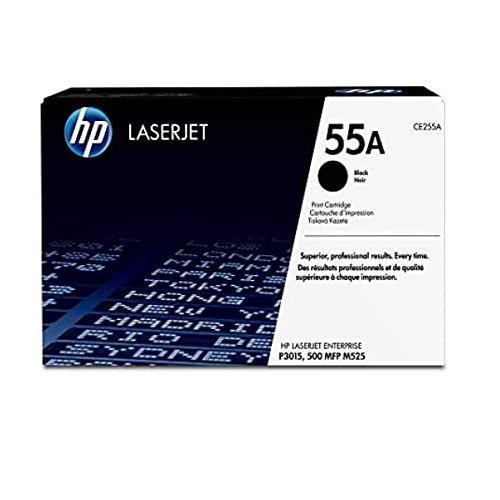 HP 55A CE255A Black LaserJet Toner Cartridge price