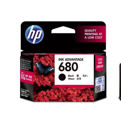 HP 680 Black Original Ink Cartridge price in hyderabad, chennai, tamilnadu, india