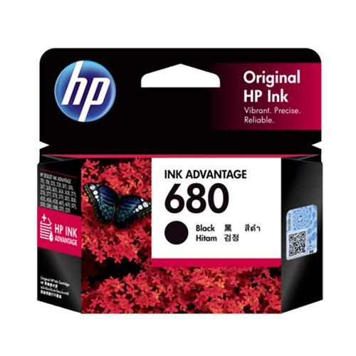 HP 680 F6V27AA Black Ink Cartridge price in hyderabad, chennai, tamilnadu, india