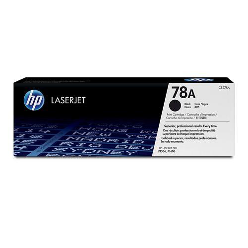 HP 78A CE278A Black LaserJet Toner Cartridge price