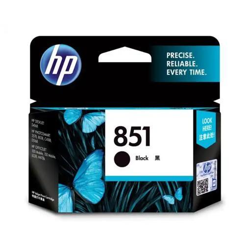 HP 851 C9364ZZ Black Original Ink Cartridge price in hyderabad, chennai, tamilnadu, india