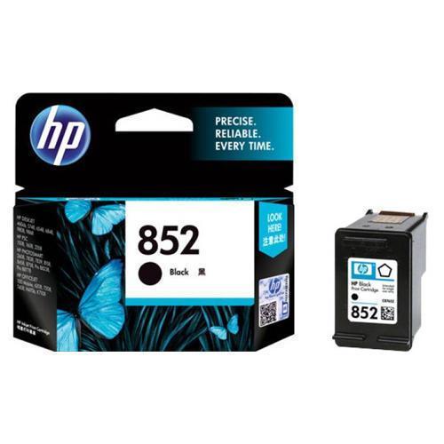 HP 852 C8765ZZ Black Ink Cartridge price in hyderabad, chennai, tamilnadu, india