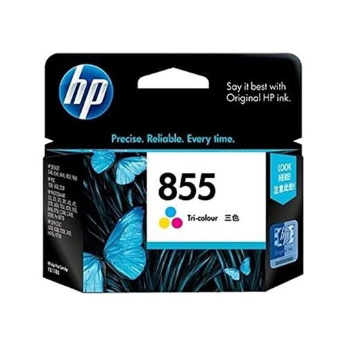 HP 855 C8766ZZ Tri color Original Ink Cartridge price in hyderabad, chennai, tamilnadu, india