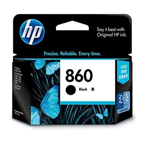 HP 860 CB335ZZ Black Ink Cartridge price in hyderabad, chennai, tamilnadu, india