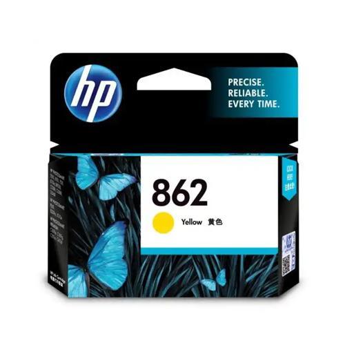 HP 862 CB320ZZ Yellow Ink Cartridge price in hyderabad, chennai, tamilnadu, india