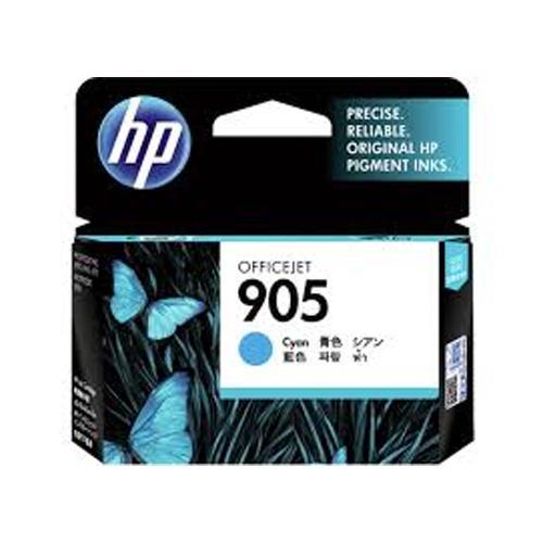 HP 905 T6L89AA Cyan Original Ink Cartridge price in hyderabad, chennai, tamilnadu, india