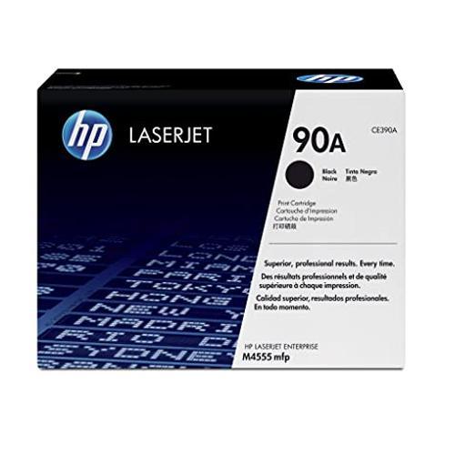 HP 90A CE390A Black LaserJet Toner Cartridge price