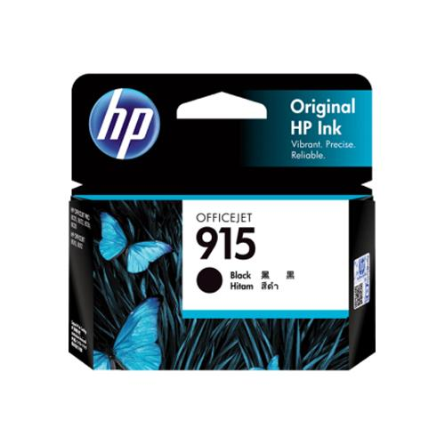HP 915 3YM18AA Black original Ink Cartridge price in hyderabad, chennai, tamilnadu, india