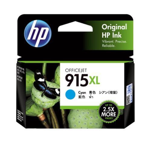 HP 915XL 3YM19AA High Yield Cyan original Ink Cartridge price in hyderabad, chennai, tamilnadu, india
