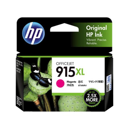 HP 915XL 3YM20AA High Yield Magenta original Ink Cartridge price in hyderabad, chennai, tamilnadu, india